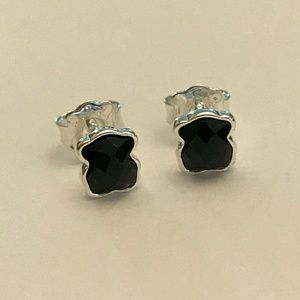 TOUS stud earrings